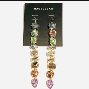 BaubleBar statement earrings